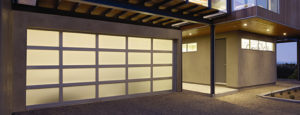 Aluminum Garage Door 511
