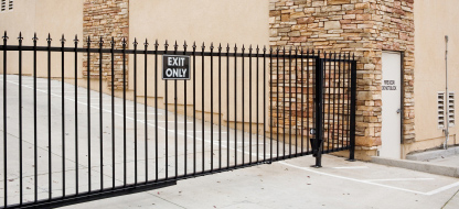 commercial access and security gates