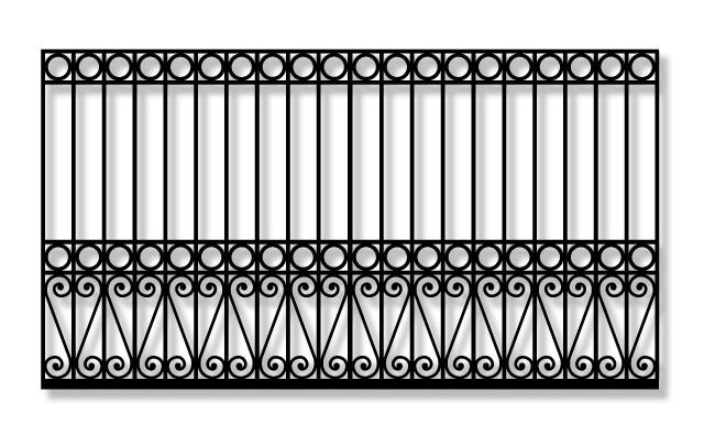 mayfair driveway slide gate