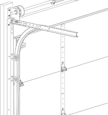 Clip Angle Track