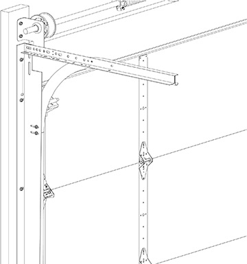 Continuous Angle Track
