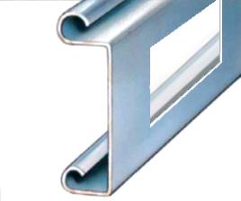 14 slat profile ventilated