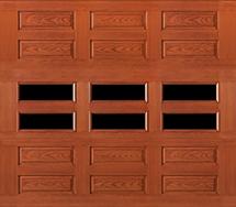 Fiberglass Garage Door Model 9800 Houston Garage Doors